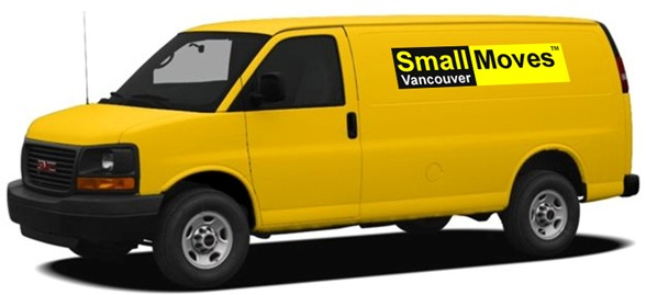 Delivery Van, Small Moves